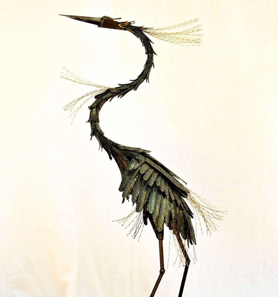 Al Simm crane